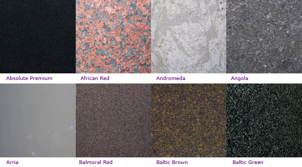 Granite Work Surfaces : ... to view images of our work surfaces & floor tiles that we can offer